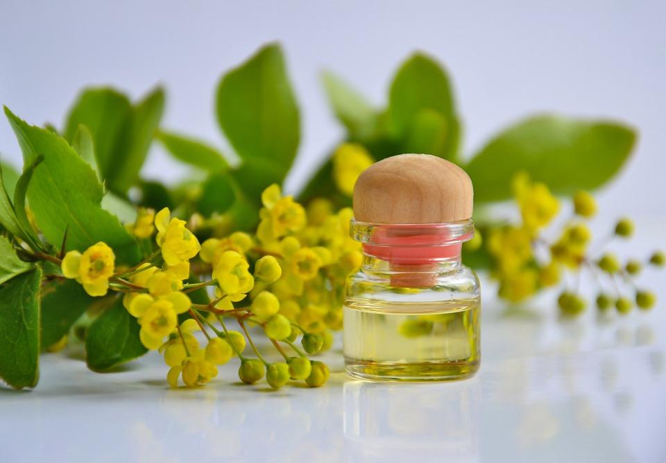making essential oils